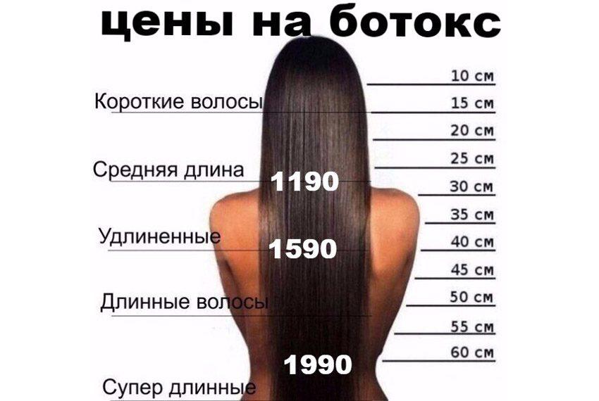 Ботокс для волос Тюмень