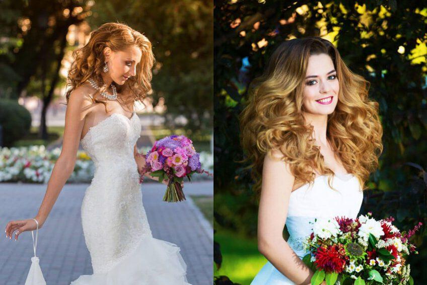 Свадебные, вечерние прически, макияж. Тюмень