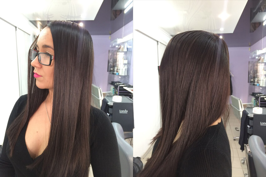 Anabel, окрашивание волос