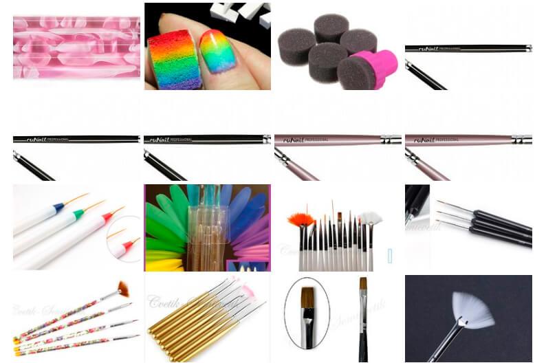 Магазин по продаже материалов для ногтевого сервиса